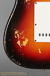 1962 Fender Guitar Stratocaster Sunburst Image 19
