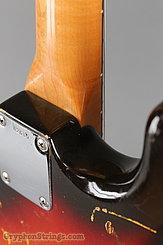 1962 Fender Guitar Stratocaster Sunburst Image 31