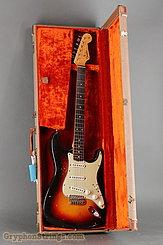 1962 Fender Guitar Stratocaster Sunburst Image 36