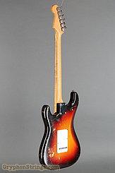 1962 Fender Guitar Stratocaster Sunburst Image 6