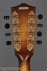 National Reso-Phonic Resophonic RM1 Walnut, Antique Brass Resonator Mandolin NEW Image 15