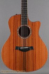 2013 Taylor Guitar GS Custom Macassar Ebony/ Sinker Redwood Image 10