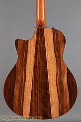 2013 Taylor Guitar GS Custom Macassar Ebony/ Sinker Redwood Image 12