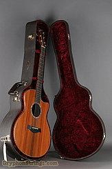 2013 Taylor Guitar GS Custom Macassar Ebony/ Sinker Redwood Image 23