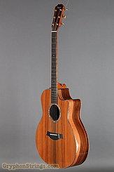 2013 Taylor Guitar GS Custom Macassar Ebony/ Sinker Redwood Image 8