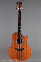 2013 Taylor Guitar GS Custom Macassar Ebony/ Sinker Redwood Image 9