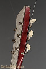 c. 1965 Glen Burke Guitar Tuning Fork Guitar Co. Image 10