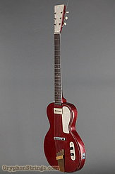 c. 1965 Glen Burke Guitar Tuning Fork Guitar Co. Image 8