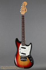 1973 Fender Guitar Mustang Sunburst