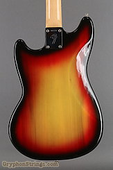 1973 Fender Guitar Mustang Sunburst Image 12