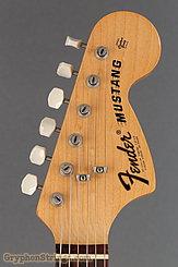 1973 Fender Guitar Mustang Sunburst Image 13