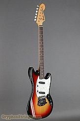 1973 Fender Guitar Mustang Sunburst Image 2