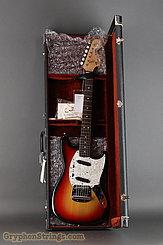 1973 Fender Guitar Mustang Sunburst Image 22