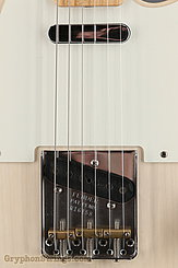 2016 Fender Guitar '57 Telecaster Closet Classic Aged White Blonde Image 11