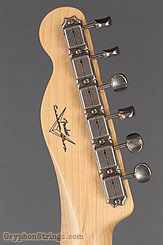 2016 Fender Guitar '57 Telecaster Closet Classic Aged White Blonde Image 15