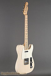 2016 Fender Guitar '57 Telecaster Closet Classic Aged White Blonde Image 2