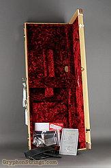 2016 Fender Guitar '57 Telecaster Closet Classic Aged White Blonde Image 21