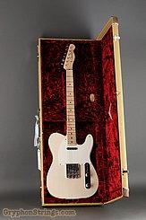 2016 Fender Guitar '57 Telecaster Closet Classic Aged White Blonde Image 23