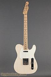 2016 Fender Guitar '57 Telecaster Closet Classic Aged White Blonde Image 9