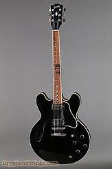 2009 Gibson Guitar ES-335 Custom Shop, Black Image 1