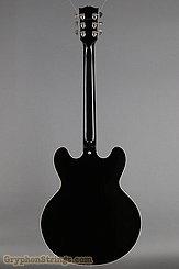 2009 Gibson Guitar ES-335 Custom Shop, Black Image 5