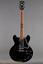 2009 Gibson Guitar ES-335 Custom Shop, Black Image 9