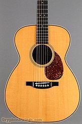 2001 Bourgeois Guitar OM Brazilian/Adirondack Image 10