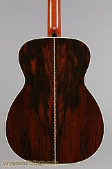 2001 Bourgeois Guitar OM Brazilian/Adirondack Image 12