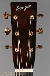 2001 Bourgeois Guitar OM Brazilian/Adirondack Image 13