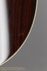 2001 Bourgeois Guitar OM Brazilian/Adirondack Image 19