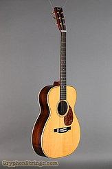 2001 Bourgeois Guitar OM Brazilian/Adirondack Image 2