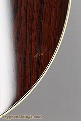 2001 Bourgeois Guitar OM Brazilian/Adirondack Image 20