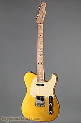 2002 Fender Guitar Danny Gatton Signature Telecaster Frost Gold Image 1