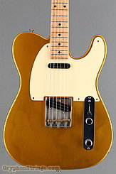 2002 Fender Guitar Danny Gatton Signature Telecaster Frost Gold Image 10