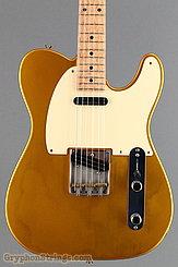 2002 Fender Guitar Danny Gatton Signature Telecaster Frost Gold Image 10