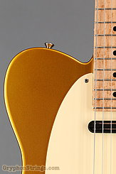 2002 Fender Guitar Danny Gatton Signature Telecaster Frost Gold Image 11