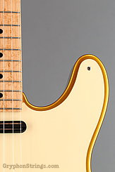 2002 Fender Guitar Danny Gatton Signature Telecaster Frost Gold Image 12