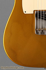 2002 Fender Guitar Danny Gatton Signature Telecaster Frost Gold Image 13