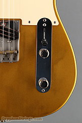 2002 Fender Guitar Danny Gatton Signature Telecaster Frost Gold Image 14
