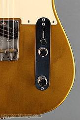 2002 Fender Guitar Danny Gatton Signature Telecaster Frost Gold Image 14