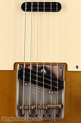 2002 Fender Guitar Danny Gatton Signature Telecaster Frost Gold Image 15