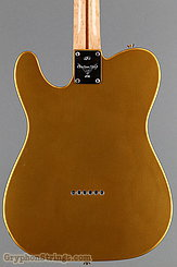 2002 Fender Guitar Danny Gatton Signature Telecaster Frost Gold Image 16