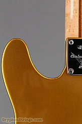 2002 Fender Guitar Danny Gatton Signature Telecaster Frost Gold Image 17