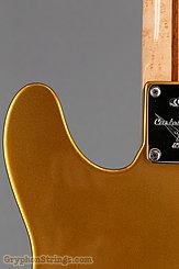 2002 Fender Guitar Danny Gatton Signature Telecaster Frost Gold Image 17
