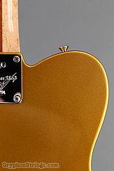 2002 Fender Guitar Danny Gatton Signature Telecaster Frost Gold Image 18