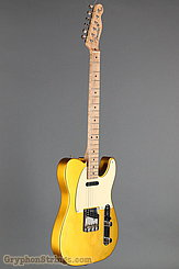 2002 Fender Guitar Danny Gatton Signature Telecaster Frost Gold Image 2