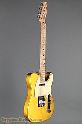 2002 Fender Guitar Danny Gatton Signature Telecaster Frost Gold Image 2