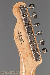 2002 Fender Guitar Danny Gatton Signature Telecaster Frost Gold Image 23