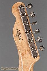 2002 Fender Guitar Danny Gatton Signature Telecaster Frost Gold Image 23