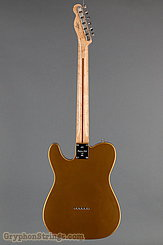 2002 Fender Guitar Danny Gatton Signature Telecaster Frost Gold Image 5